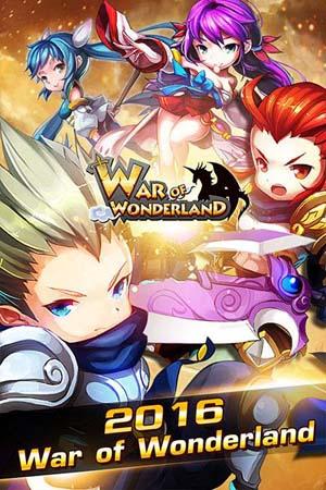 War of Wonderland