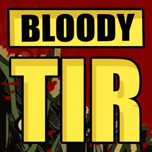 Graffiti Alien Bloody Tir