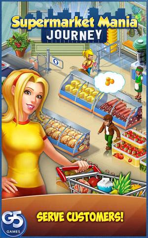 Supermarket Mania Journey