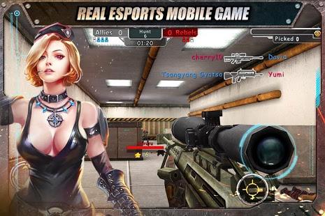 Crisis Action-eSports FPS