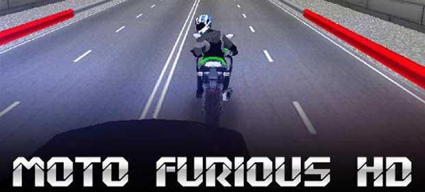 MOTO Furious HD