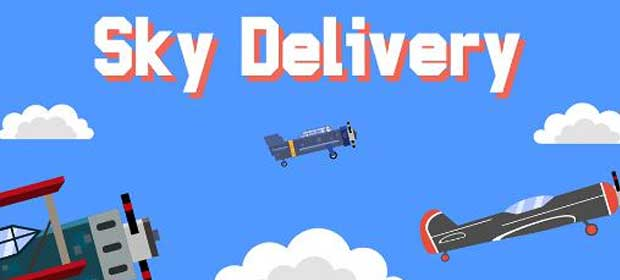 Sky Delivery - endless flyer