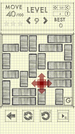 Block & Maze Puzzle
