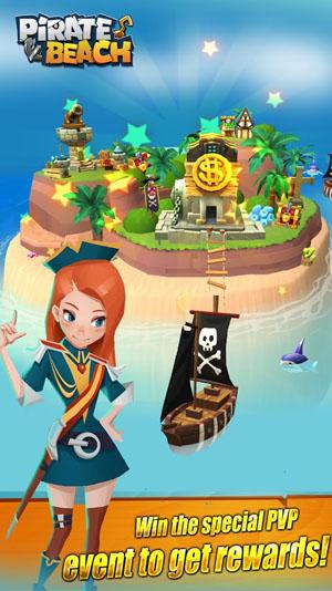 Pirate Beach - Pandora Empire