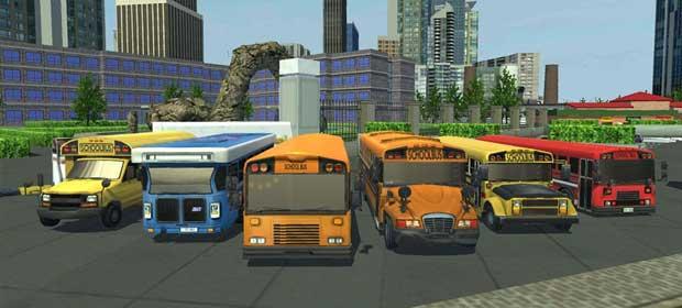 High School Bus Driver 2