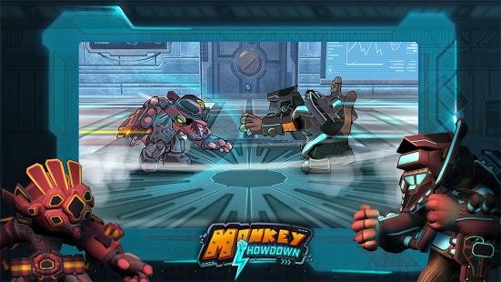 Monkey Showdown