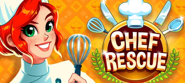 Chef Rescue - The Cooking Game