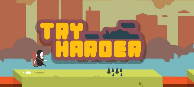 Try Harder