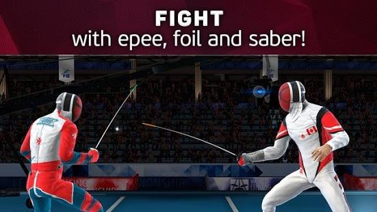 FIE Swordplay