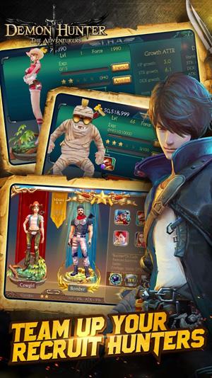 Demon Hunter:The Adventurers