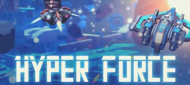 Hyper Force - Space Shooter