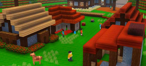 Block Craft 3D: Building Game