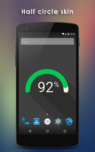 Flat Battery Live Wallpaper » Apk Thing - Android Apps Free Download