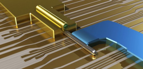 Elusive Majorana fermions may be lurking in a cold nanowire