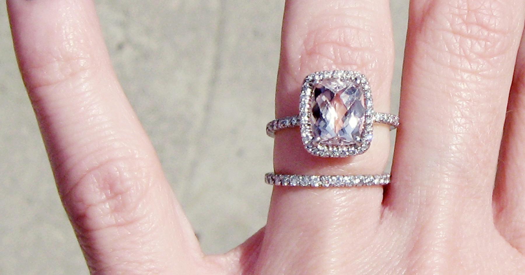 engagement ring history diamonds mechanic wedding ring