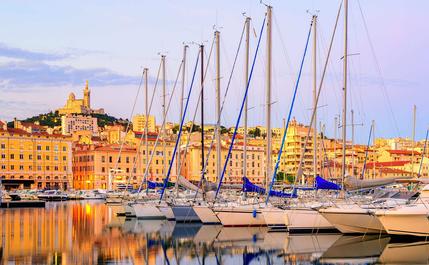 5 things not to miss in Marseille Marseille   old port
