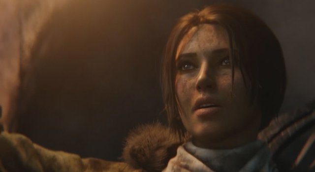 Lara Croft se mueve entre las sombras en el renovado gameplay de Rise of the Tomb Raider