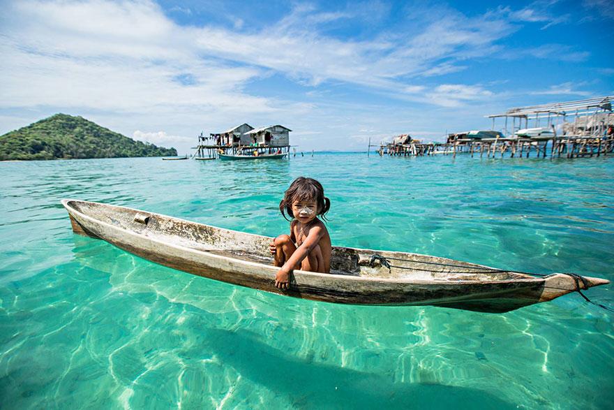 Sea Gypsies: A Tribe In Borneo