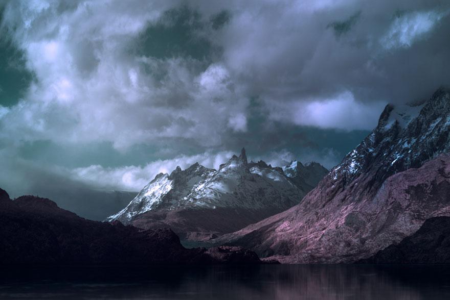Ai confini del mondo per catturare la bellezza mozzafiato della Patagonia