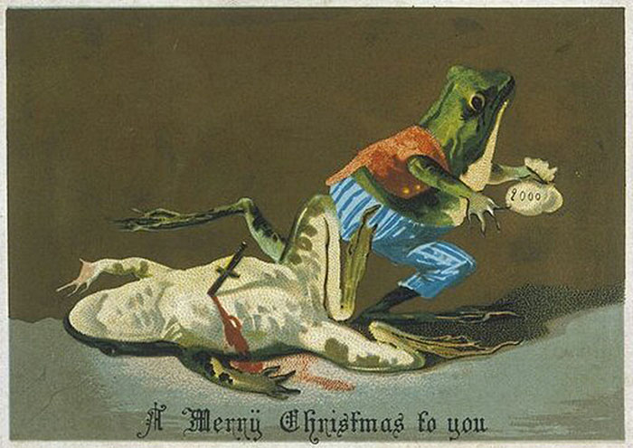 A Merry Christmas To You