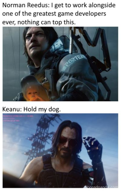 51 Of The Best Keanu Reeves Memes - Success Life Lounge