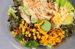 Assorted Hollis Insider We Compared Salads From Burger Mcdonald S Southwest Salad Calories Mcdonald S Southwest Salad Grilled Calories
