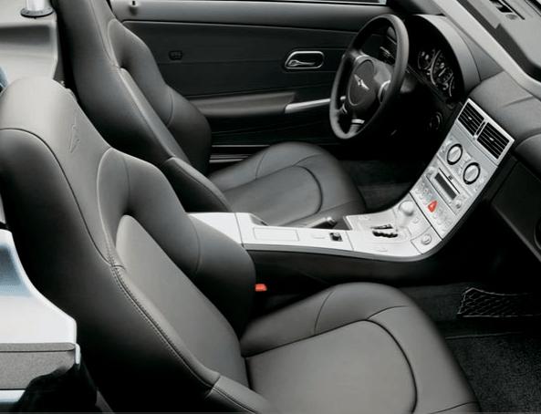 Chrysler Crossfire Interior Guawa