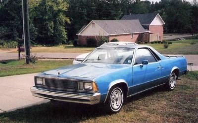 1981 Chevrolet El Camino - Pictures - CarGurus