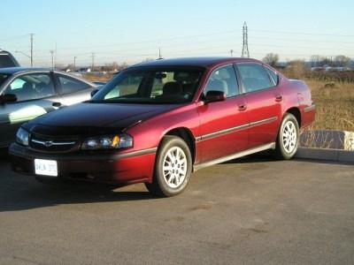 2001 Chevrolet Impala - Overview - CarGurus