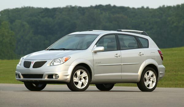 2006 Pontiac Vibe Best Used Sports