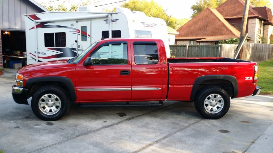 GMC Sierra 1500 Questions   Towing with a 2006 GMC Sierra z71   CarGurus