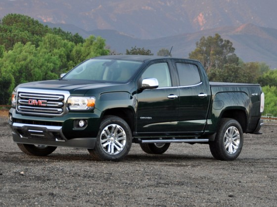 2016 GMC Canyon   Overview   CarGurus 2016 GMC Canyon SLT 4WD Crew Cab