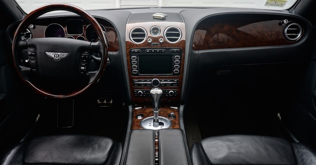 M Picture Of 2006 Bentley Continental Flying Spur W12 Awd Interior