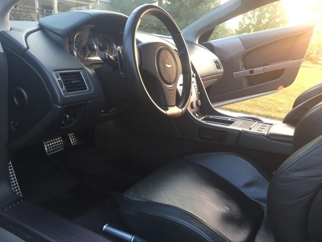CarGurus Picture Of Aston Martin DB Coupe RWD Interior - Aston martin cargurus