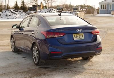 2018 Hyundai Accent - Overview - CarGurus