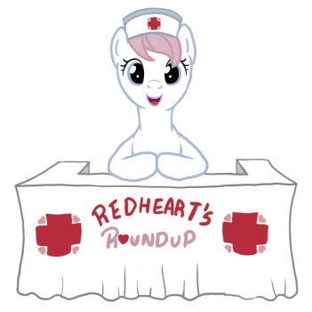 Redheart's Roundup by BlueNudibranch