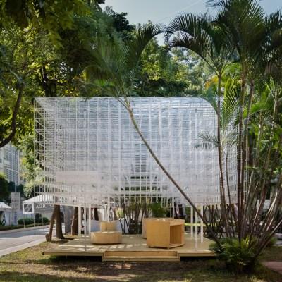 MIA design represents vietnamese history with food pavilion