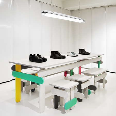 Camper store in Malmö by TAF