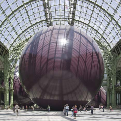 Leviathan by Anish Kapoor