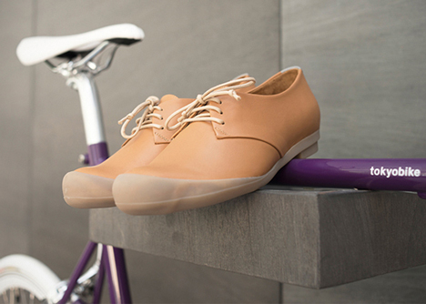 Tracey Neuls for Tokyobike