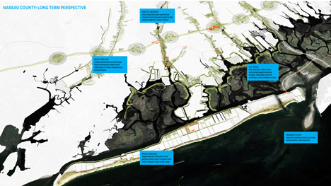 Living with the Bay: A Comprehensive Regional Resiliency Plan for Nassau County's South Shore by Interboro
