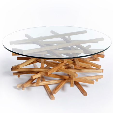 Nest Coffee Table by Liamhl Asmall