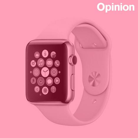 Karim Rashid shares his opinion on Apple's Apple Watch