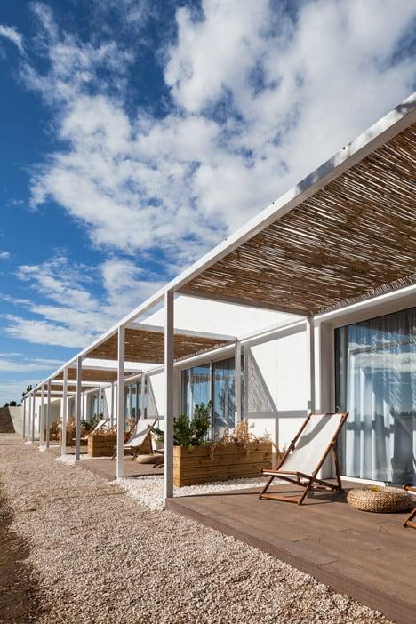 Rural Tourism in Odemira by [i]da arquitectos