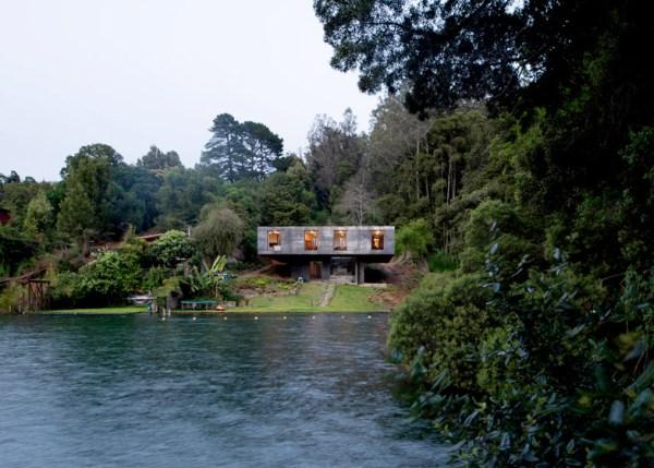 Casa Guna, Chile