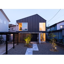 Small Crop Of Modern Japanese House