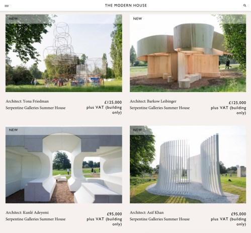 Medium Of Modern Houses For Sale