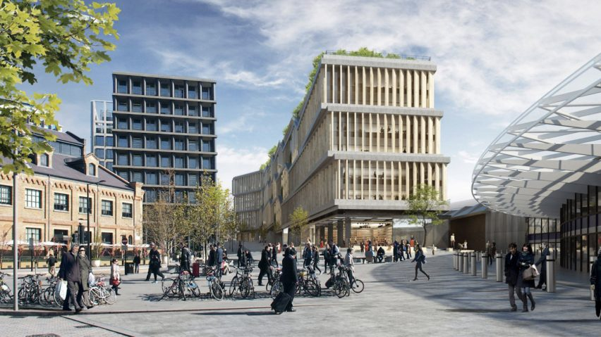 Facebook London HQ Is Close To Finalising Terms Create A New Office Alongside Google At