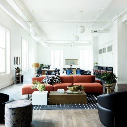 E Beauty Shoppe Turns Centuryold Pittsburgh Building Into Coworking Space