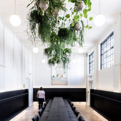 TDO Designs Office For The Modern House Inside 20thcentury Church Hall